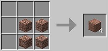 マインクラフト攻略 磨かれた花崗岩の作り方レシピ