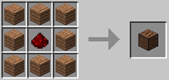 マインクラフト攻略 音符ブロックの作り方レシピ