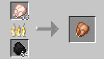 マインクラフト攻略 焼き鳥の作り方