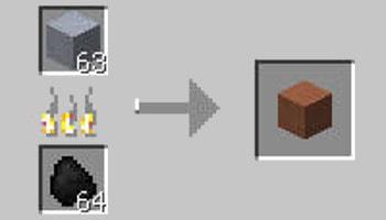 マインクラフト攻略 堅焼き粘土の作り方