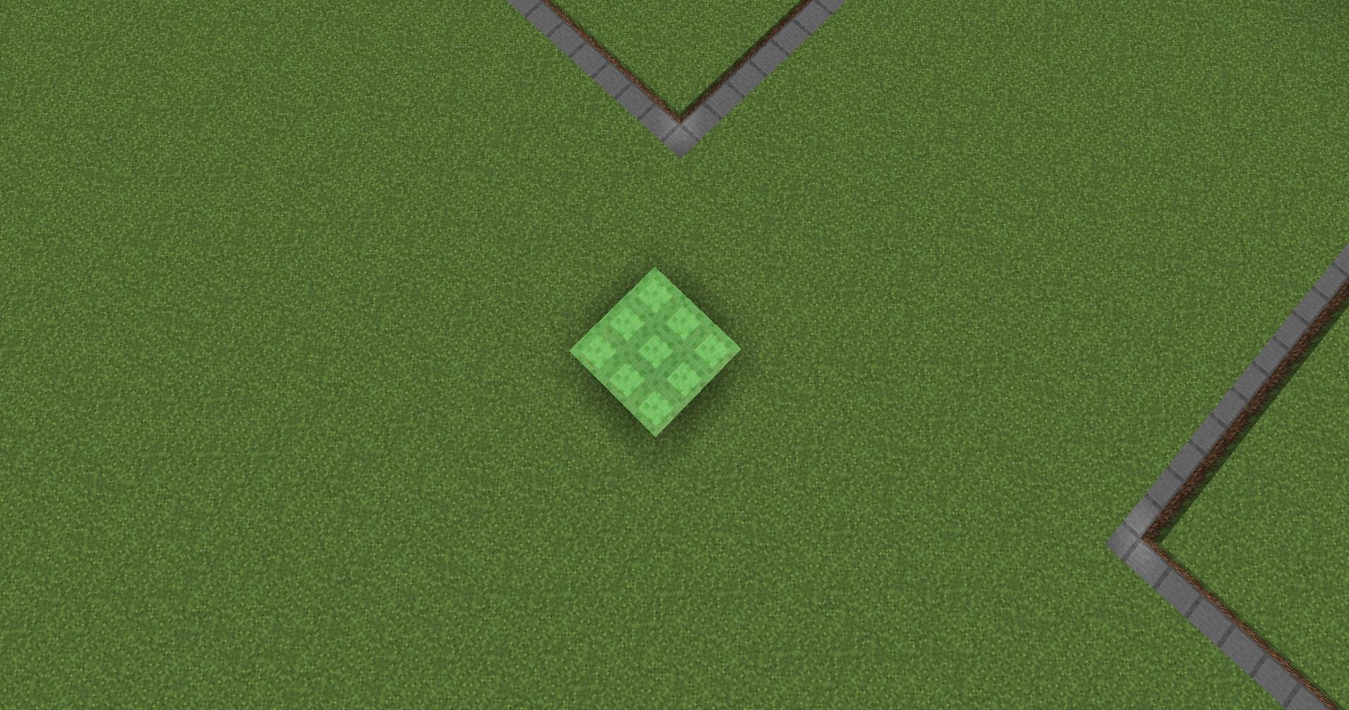 マインクラフト攻略 スライムブロックの使い方